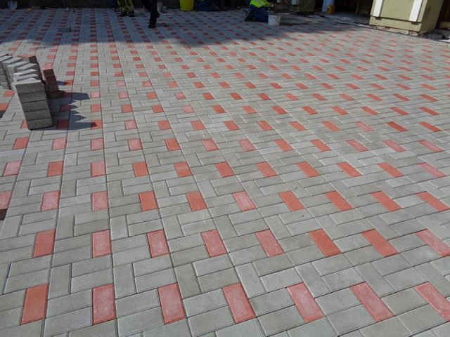 Barton Engineering building services paving tiles