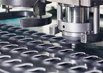 Manufacturing punching