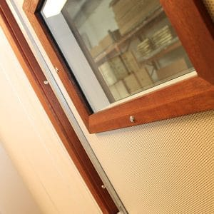 Barton Engineering secure acoustic room door