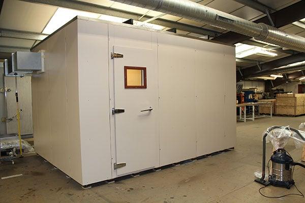 Barton Engineering secure acoustic facilities